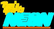 Ben's Sports Neon logo