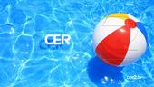 CER2 2014 ident Beach Ball