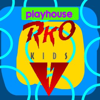 1997 Playhouse RKO Kids bumper.