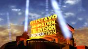 Gustavo Animation Television Production Logo 1995