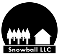 Snowbound Productions 1981 Print Logo