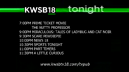 KW SB 18 lineup 11 march 2016