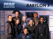 PRIMEAN 1993 SLIDE (BABYLON5)