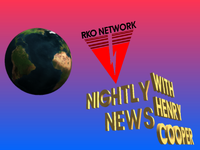 RKO Nightly News open 1985