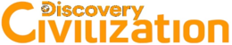 Discovery Civilization Minecraftia logo 2019