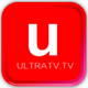 Ultratv logo new smartphone app