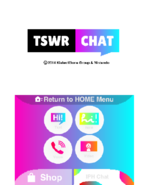 TSWR Chat User Interface