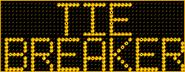 Tie Breaker MathGame