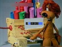 El tv kadsre one ident - loeki de leeuw 1991