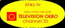 KHKS Television Oebo 1993