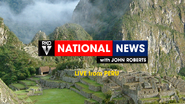 RKO National News special Peru open 2012