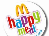 McDonald's Happy Meal (YinYangia)