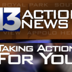 <i>Channel</i> 13 Action News open from 1996-1998