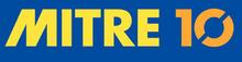 Mitre 10 logo 2000s