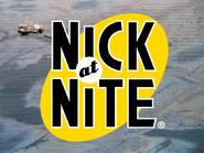 Nick at nite sign on bumper 1996 spoof from thha22m - oil spill