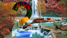 El TV Kadsre 2 ident - Waterfall (2018)