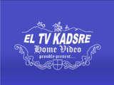 El TV Kadsre Home Entertainment/On-screen logos