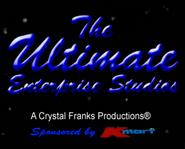Ultimate Enterprise Studios Logo 1983 Robot Carnival