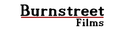 Burnstreet films current logo