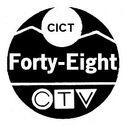 CICT CTV logo 1981