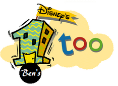 Disney's 1 Too (1997-2000) (Ben's Channel)