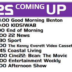 Coming Up bumper on May 5, 2010.