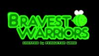 Bravest Warriors Title Card