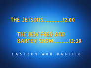 UToons TV next bumper jetsons new fred and barney show