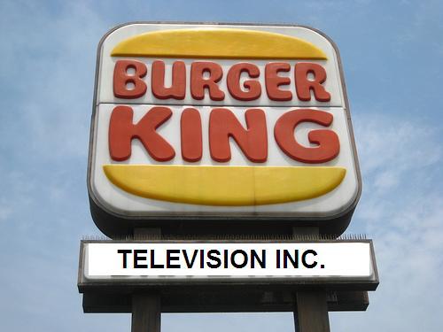Burger King Television (1993-1997)