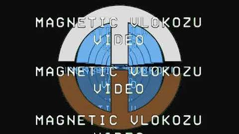 Magnetic Vlokozu Video logos