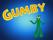 Utoons Gumby We'll Be Right Back Ident