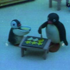 1994 Screen-bug during Pingu