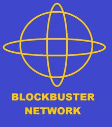 Blockbuster network logo 2