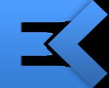 EK logo test
