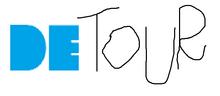 Teletoon Detour Rebrand Logo 2.0