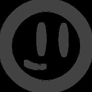 TheCuben2006 Channel B&W Logo