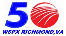 WSPX Logo 1987