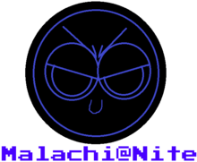Malachi at Nite logo