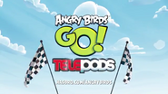 Screenshot from Angry Birds Go! Telepods.mp4