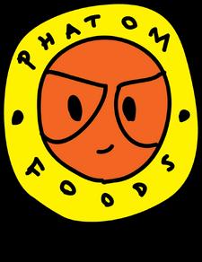 Phatom Foods Logo 1997