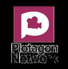 Plotagon Network logo (1995-2002)