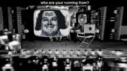 Nick at nite spoof - gameboy camera face