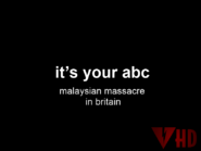 ABC-TV Massacre ID This Hour Has America's 22 Minutes September 2001 2