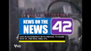 NEWS 42 spoof on This Hour Has America's 22 Minutes