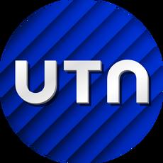 UTN Network Logo 1990