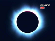 A high quality photo of EVB One covering the August 11, 1999 solar eclipse (EVB One, August 11, 1999)