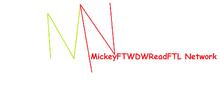 Mickeyftwdwreadftl network