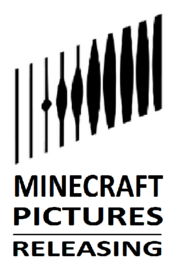 Minecraft Pictures Releasing Print Logo