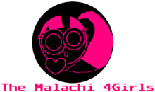 The Malachi 4Girls logo