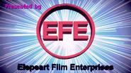 Elepeart Film Enterprises logo - Lyrical Nanoha ViVid VHS promotion
